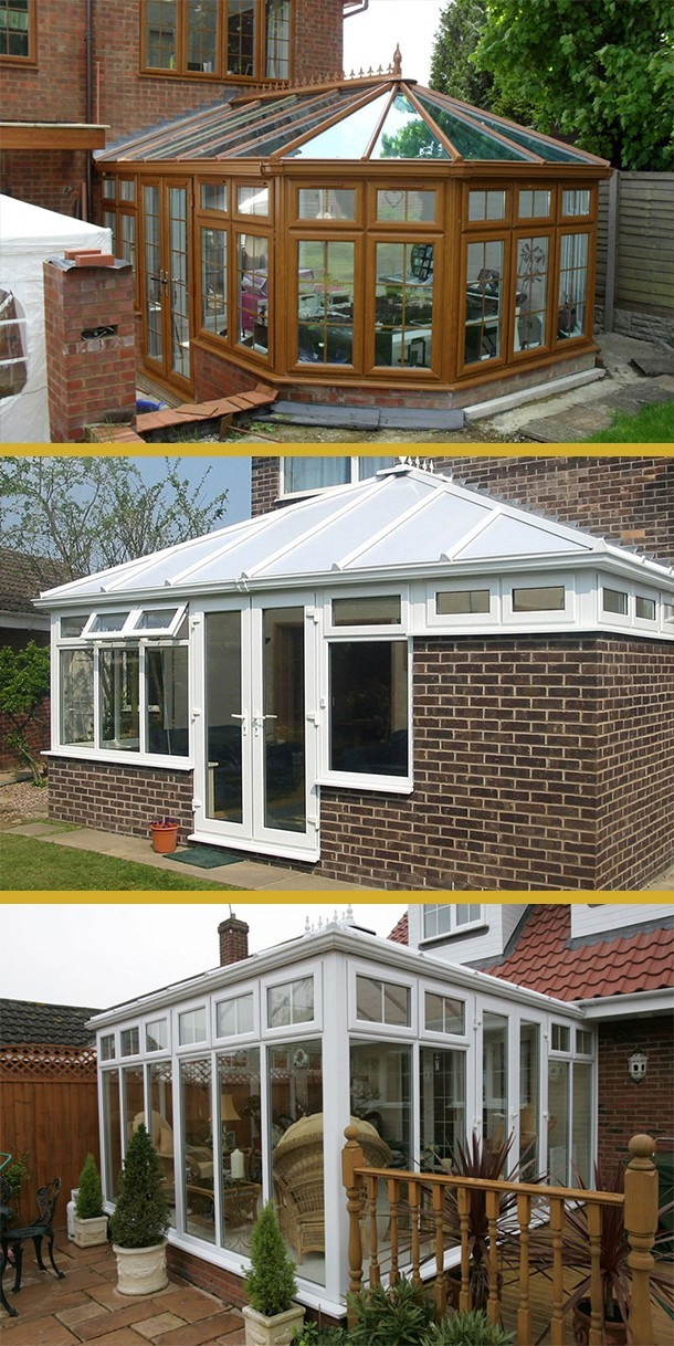 With a 10 year guarantee on all our uPVC conservatories, you will be safe in the knowledge that your conservatory is built to last.